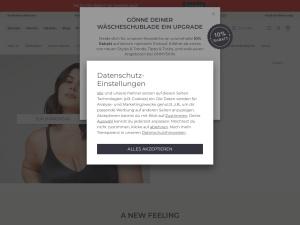 onmyskin Webseite