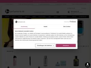parfuemerie Webseite