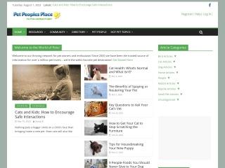 petpeoplesplace.com