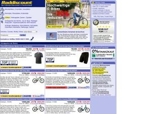 raddiscount Webseite