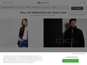 street-one Webseite