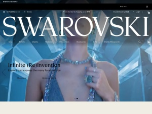 swarovski Webseite