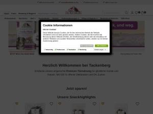 tackenberg Webseite