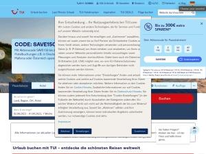 tui Webseite