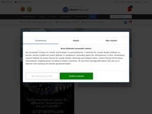 uhrendirekt Webseite