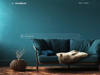 visualhunt.com Screenshot