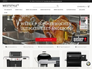 weststyle Webseite