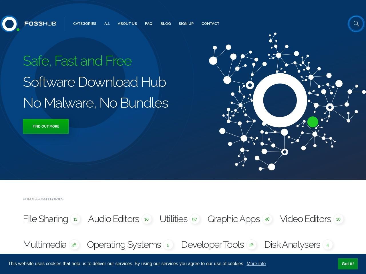 开源软件下载_兔费开源电脑软件合集网站