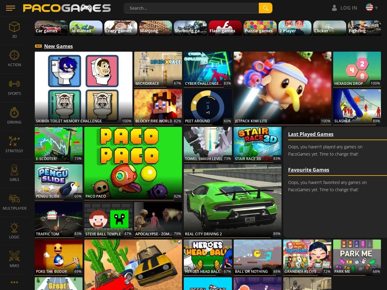 国外小游戏网_在线游戏合集网站