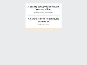 x-skating Webseite