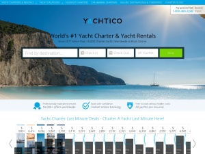 yachtico Webseite