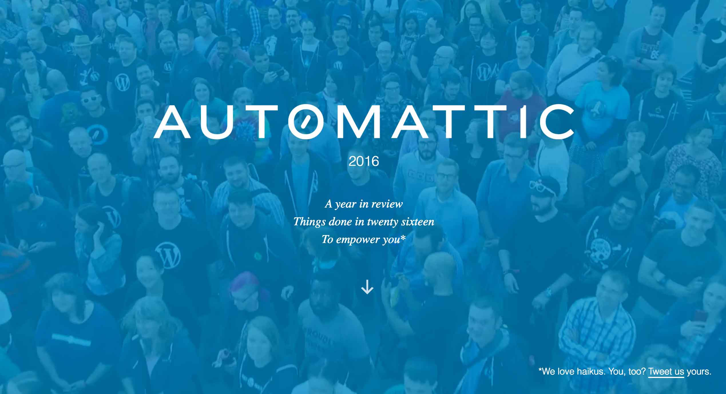 Jetpack and Automattic Annual Report