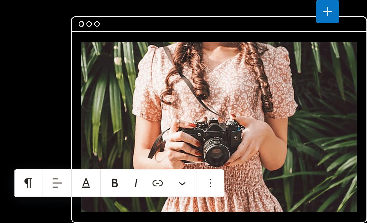 Image Editor UI