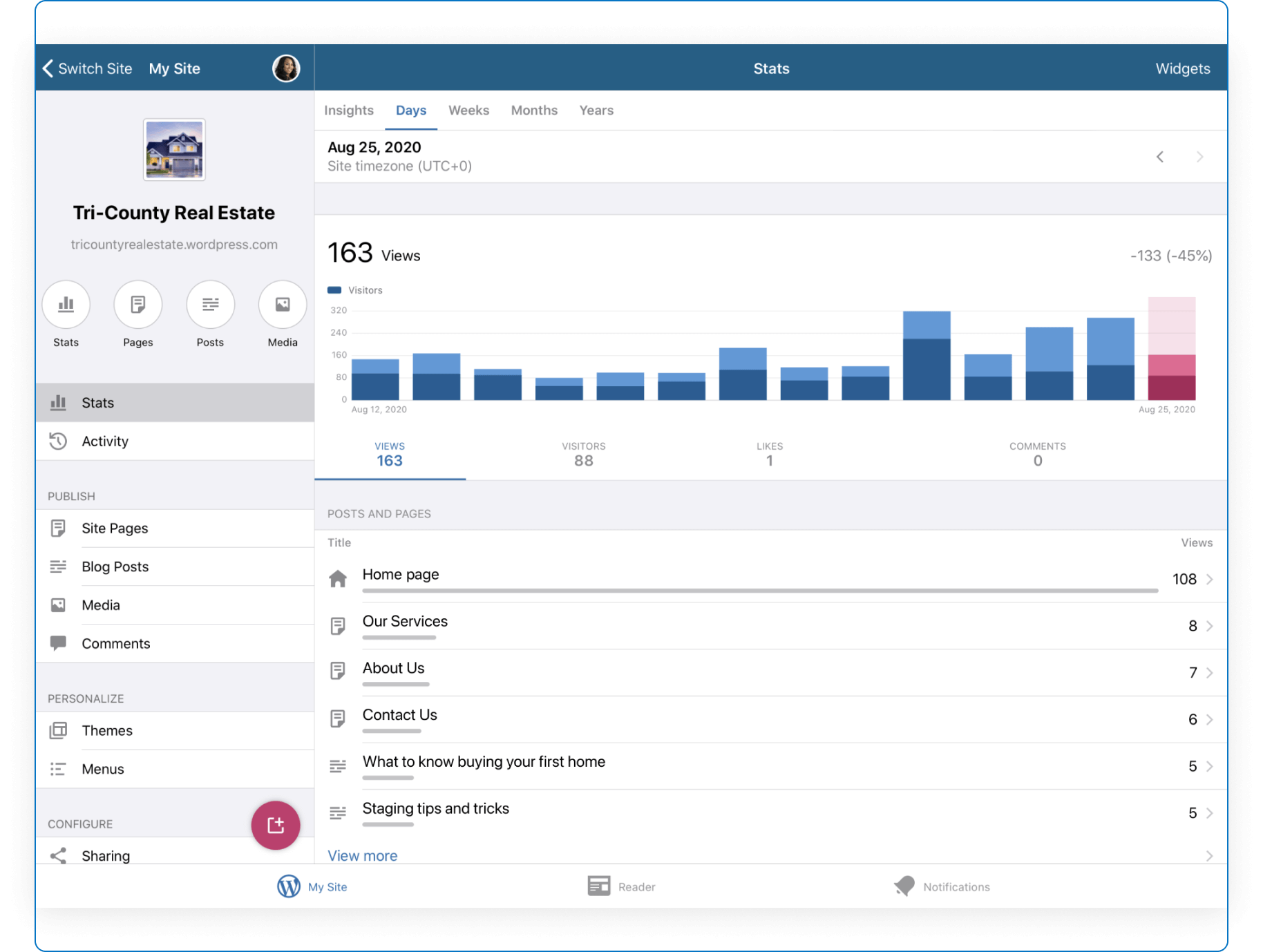 Apps Screenshots