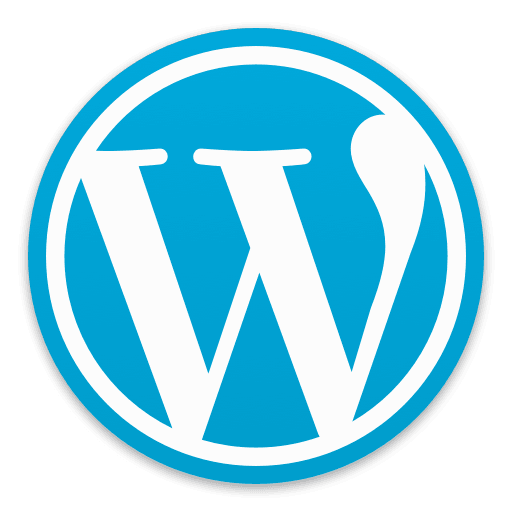WordPress Desktop Icon