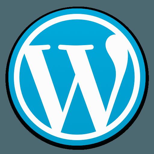 WordPress Desktop Icon