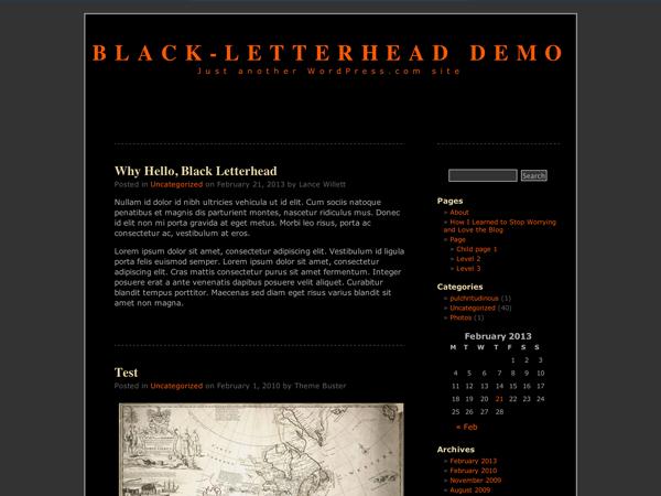 Black-LetterHead