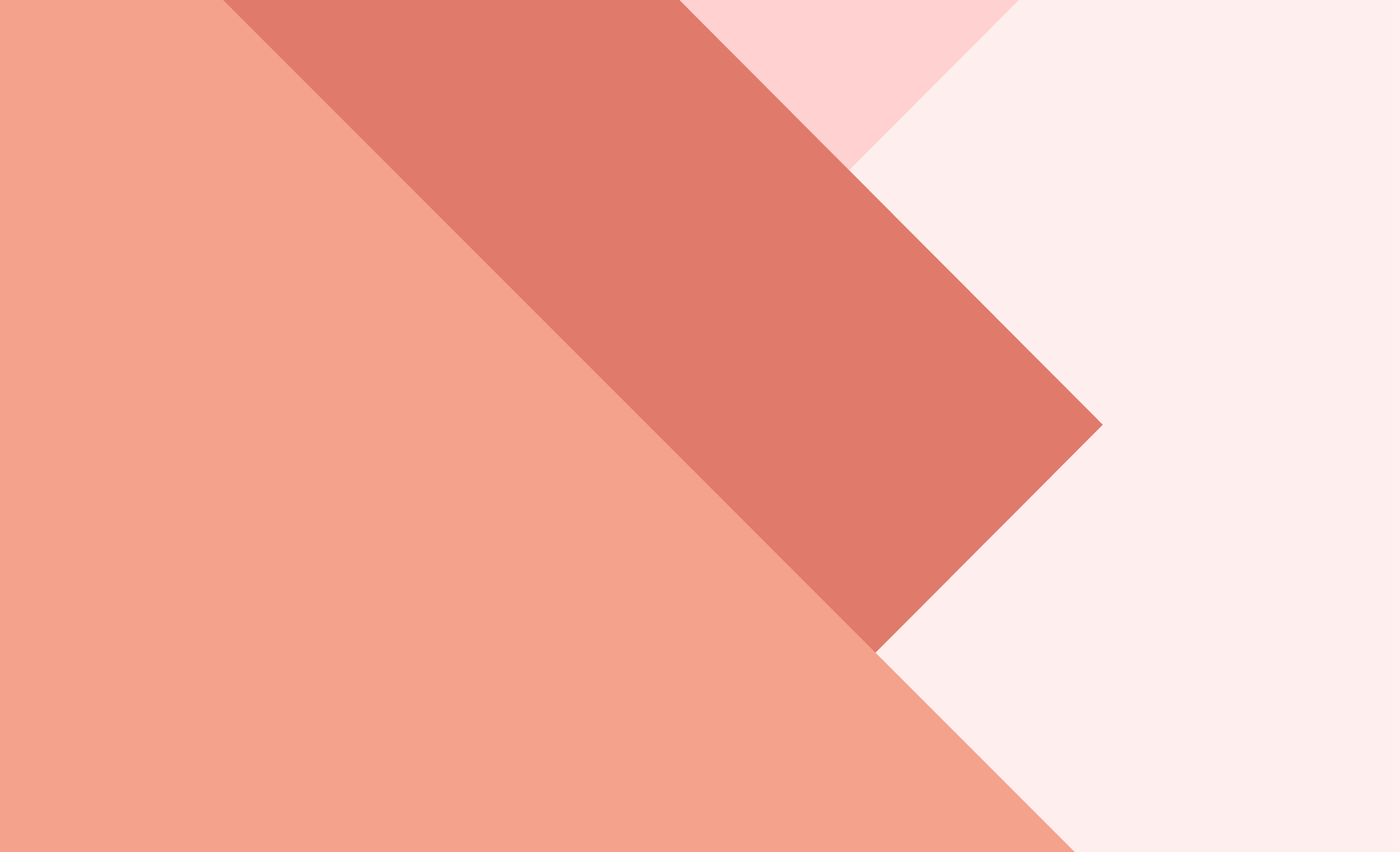 Group of squares displayed diagonally